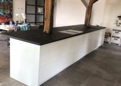 Nieuwe keuken voor 150 jaar oud huis